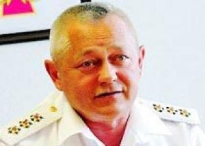 Командующий ВМС Украины уволен