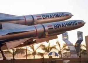 ВМС Индии произвели вертикальный запуск ракеты `БраМос`