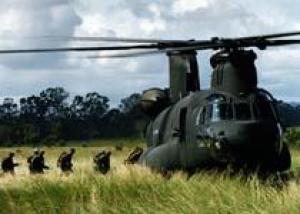 Австралия купила американские транспортные вертолеты