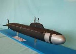В этом году начнутся испытания многоцелевой атомной подлодки проекта `Ясень`