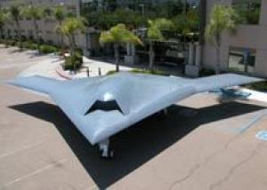 ВМС США заинтересовались боевыми беспилотниками-невидимками