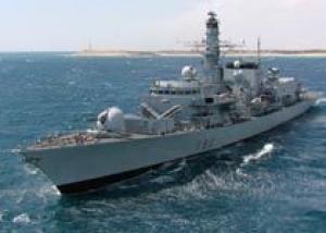 Великобритания разработает фрегат будущего