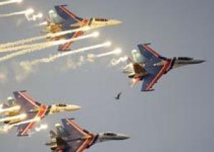 `Русские витяз` и `Стрижи` примут участие в параде Победы