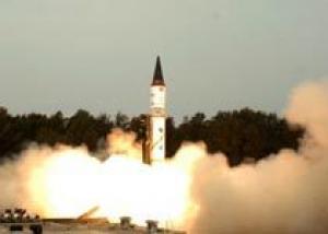 Индия испытала баллистическую ракету малой дальности