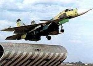 В Крыму возобновятся тренировки палубной авиации РФ