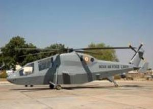 В Индии состоялся первый испытательный полет опытного образца легкого боевого вертолета LCH фирмы ХАЛ
