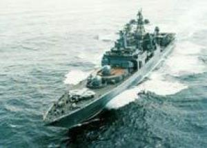 Завершилась модернизация противолодочного корабля `Вице-адмирал Кулаков`