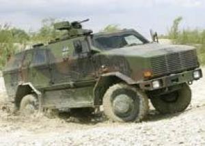 Германия увеличила заказ на бронетранспортеры Dingo 2