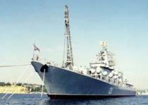 `Москва` выходит в океан