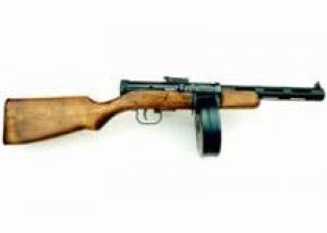 7,62-мм пистолет-пулемет Дегтярева ППД