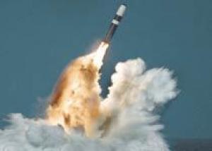 США создадут баллистическую ракету для быстрого нанесения ударов