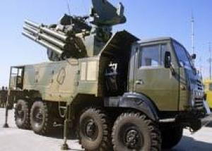 Зенитные ракетные комплексы `Панцирь` впервые примут участие в параде