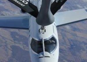 Northrop Grumman испытала систему дозаправки беспилотников в воздухе