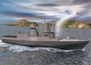 Австралия начала строительство эсминцев нового поколения