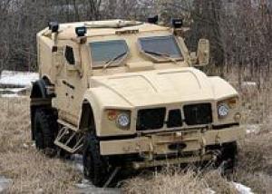 M-ATV заменят HUMVEE в армии США в Афганистане
