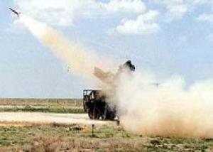 Зенитный комплекс `Панцырь-С` отразил атаку крылатой ракеты