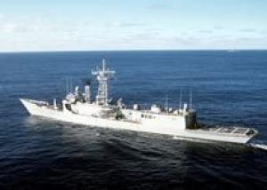 США передадут Пакистану ракетный фрегат