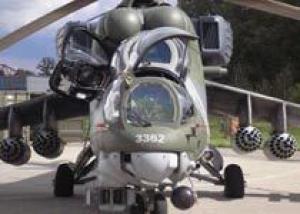 Перу купит восемь российских вертолетов