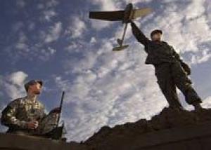 Армия США заказала 252 беспилотника Raven