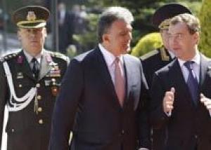 Лидеры РФ и Турции продолжат строить архитектуру безопасности в Европе