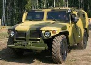 Рио-де-Жанейро опробует российские бронеавтомобили `Тигр`