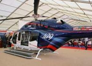 Индийская компания `Спан эйр` получит второй вертолет `Белл-429`
