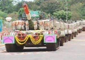 Армия Индии заказала 124 танка Arjun