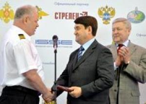 Международный салон `Комплексная безопасность-2010` открылся