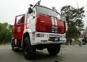 МЧС России внедряет пожарные автомобили нового поколения