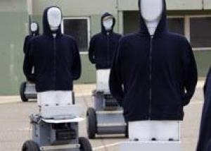 Морская пехота США будет учиться стрелять по роботам-гуманоидам