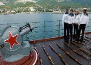 Крейсеры `Петр Великий` и `Москва` скоро прибудут во Владивосток