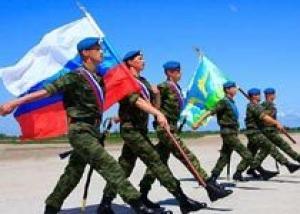 Число военных округов в России к зиме сократят с шести до четырех