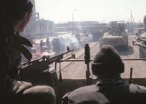 Почти 3 тысячи военнослужащих внутренних войск МВД погибли с 1988 года
