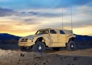 Армия США начала испытания замены Humvee