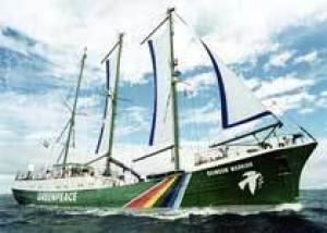 «Гринпис» начал строительство нового корабля «Воин Радуги»