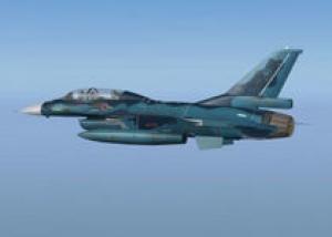 Япония купит полсотни собственных копий F-16