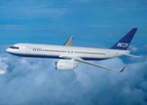 `Иркут` прогнозирует выручку от продаж самолетов МС-21 в 2016- 2025 годах в 3 млрд долларов ежегодно
