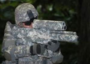 `Умный` гранатомет. XM-25 проходит испытания в Афганистане
