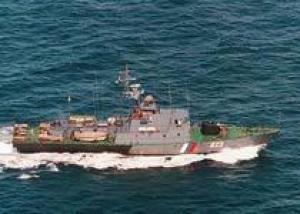 Россия вернула советский долг Словении сторожевым кораблем