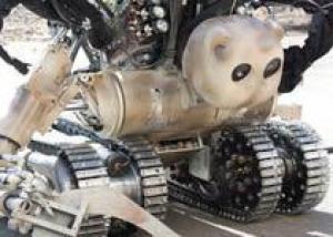 Раненых американских солдат с поля боя будут выносить роботы