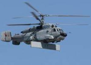 `Рособоронэкспорт` сообщил о поставке Китаю вертолетов Ка-31