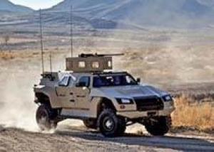 BAE Systems показала свой вариант замены Humvee
