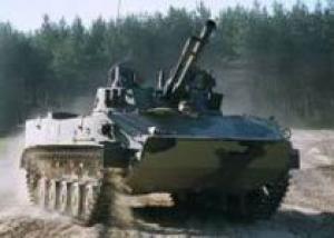 Разработка документации на шасси для машин управления ПВО ВДВ завершена