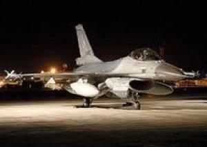 Пакистан получил еще шесть истребителей F-16