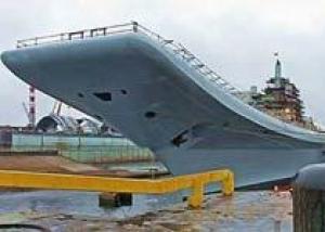 Индия отсрочила принятие на вооружение `Адмирала Горшкова`