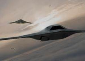 Американский палубный беспилотник совершит первый полет до конца года