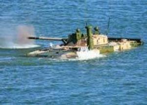 Индонезия получила российские боевые машины морской пехоты