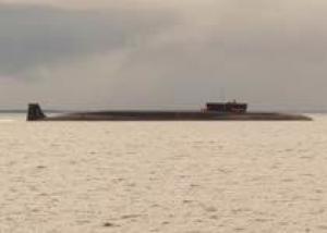 Отложен спуск на воду второй АПЛ проекта `Борей`