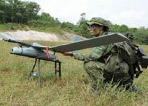 Сингапурская армия получит миниатюрные беспилотники
