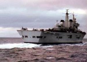 Знаменитый британский авианосец пустят с молотка